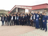 ÜLKÜCÜ - KSÜ Öğrenci Konseyi Başkanlığı'nı Hasan Demir Kazandı