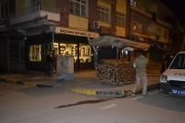 OKSIJEN - Kuyumcuları Hedef Alan Hırsızlar Başarılı Olamadı