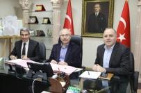 TÜRKIYE BELEDIYELER BIRLIĞI - Mardin'de 'Okullar Hayat Olsun' Protokolü İmzalandı