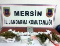 KARGıPıNARı - Mersin'de Öğrencileri Zehirlemeye Çalışan Torbacılara Operasyon