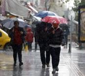 GİRESUN - Meteoroloji'den yağış uyarısı