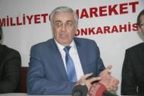 TERÖR ÖRGÜTÜ - MHP Genel Başkan Yardımcısı Doç. Dr. Günal Açıklaması 'Hedef Aynı, Vatandaşlara Anlatma Şekli Kendine Özgü Olacak'