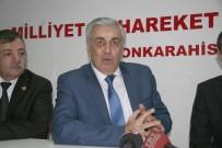 İDAM CEZASı - MHP'li Günal Açıklaması 'AK Parti İdamı Getirirse İlkeli Bir Parti Olarak Destek Veririz'