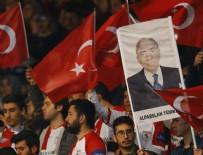 ALPARSLAN TÜRKEŞ - Milliyetçiler AK Parti'nin kampanyasında buluştu