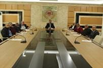 CUMHURBAŞKANı - MTB Şubat Ayı Meclis Toplantısı Gerçekleşti