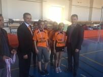 BADMINTON - Okullar Arası Kızlar Badminton Müsabakaları Sona Erdi