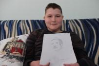 CUMHURBAŞKANı - Resmini Çizdiği Cumhurbaşkanı Erdoğan İle Tanışmak İstiyor