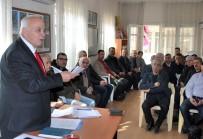 MEHMET AKıN - Salihli Türk Ocakları Kongre Yaptı