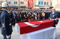 UZMAN ÇAVUŞ - Şehit Uzman Çavuş Selman Çelik Son Yolculuğuna Uğurlandı