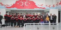 KULÜP BAŞKANI - Sungurlu Belediyespor Futbol'da İddialı