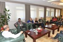 MAHMUT DEMIRTAŞ - Vali Demirtaş'ın Ziyaret Trafiği