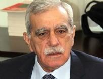 AHMET TÜRK - Ahmet Türk: Devlet Bahçeli'nin desteğinden memnunum
