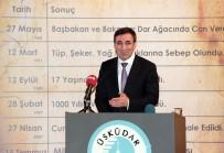 NEVZAT TARHAN - AK Parti Genel Başkan Yardımcısı Yılmaz Açıklaması 'Milyonların Seçtiği Adamla Tek Adam Rejimi Olmaz'