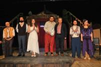 ANTALYA DEVLET TIYATROSU - Akşehir'de İbiş'in Rüyası Seyirciyle Buluştu