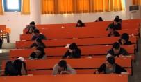 ALAADDIN KEYKUBAT - Alanya'da Öğrencilere YGS Provası