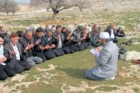 EKONOMIK KRIZ - Araban'da Yağmur Duasına Çıkıldı
