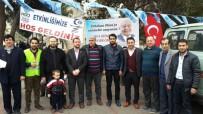 SAADET PARTISI GENEL BAŞKANı - Aydın AGD, Erbakan'ı 6. Ölüm Yıldönümünde Unutmadı