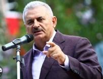 PKK - Başbakan Yıldırım: Terör örgütü elebaşı 'evet' sesini duydukça kriz geçiriyor