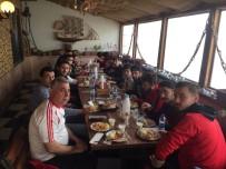 BILECIK MERKEZ - Bilecikspor Maç Günü Yemekte Buluştu