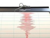 EGE DENIZI - Ege Denizi'nde 3,5 büyüklüğünde deprem