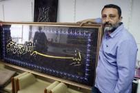 İSLAMIYET - Ermeni Asıllı Kuyum Ustasından Çamlıca Camiine Dev Eser