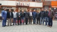 ŞARK KÖŞESI - Gebze Erzurumlular Derneği Yeni Yönetimini Basına Tanıttı