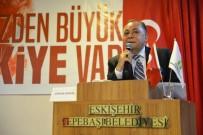 ALZHEİMER HASTASI - Gürcan Dağdaş'dan Eskişehir'de Söyleşi Ve İmza Günü