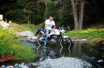 İskilip'te Motorsiklet Kazası Açıklaması 1 Yaralı