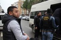 KAPICI DAİRESİ - İstanbul'dan Getirilen Uyuşturucu Hapla İlgili 4 Kişi Tutuklandı