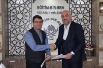 EĞITIM BIR SEN - Kamu-Sen İle Akmis Grup Arasında Çalışma Sözleşmesi İmzalandı