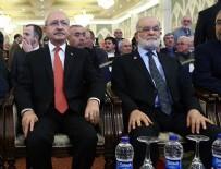 SAADET PARTISI GENEL BAŞKANı - Necmettin Erbakan anıldı