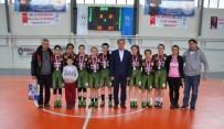 BAHÇEŞEHIR - Simav'da Yapılan Basketbol Şöleni Sona Erdi