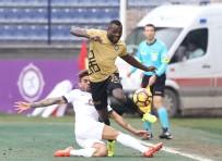 MUSTAFA PEKTEMEK - Spor Toto Süper Lig Açıklaması Osmanlıspor Açıklaması 0 - Medipol Başakşehir Açıklaması 1 (İlk Yarı)