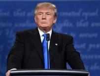 YALAN HABER - Trump'tan bir ilk daha!