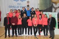 U23 Türkiye Bayanlar Güreş Şampiyonası'na Altınova Damga Vurdu