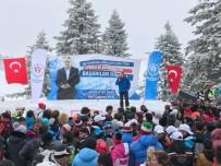 CELAL SÖNMEZ - Uludağ Kayak Şampiyonalarının Merkezi Oldu