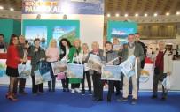 EMEKLİ MAAŞI - Uluslararası Belgrad Turizm Fuarı'nda Alanya Tanıtımı Yapıldı
