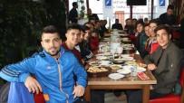 BATMAN BELEDIYESI - VEDAŞ'tan Hentbol Takımı Oyuncularına Moral Kahvaltısı