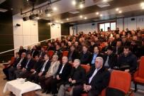 BÜLENT TEKBıYıKOĞLU - Ahlat Belediyesi Yapılacak Projelerini Tanıttı