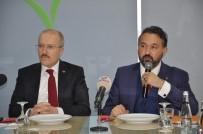 MUSTAFA YıLDıRıM - AK Parti Altıeylül İlçe Yönetimi Tanıtıldı