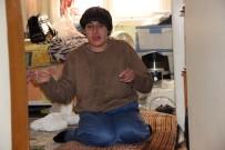 Akülü Arabası Çalınan Engelli Genç Kız Artık Dışarıya Çıkamayacak