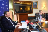 NURETTIN ÖZDEBIR - Ankara Fuar Alanı Olağanüstü Genel Kurulu