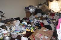 OSMANGAZI BELEDIYESI - Apartman Dairesinden 15 Ton Çöp Çıktı