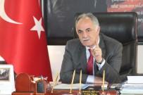 ERZURUMSPOR - Başkan Aydın Açıklaması 'Spora Gölge Düşürülmüştür'