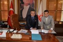 AİLE SAĞLIĞI MERKEZİ - Beşiktaş Mahallesi Aile Sağlık Merkezi Protokolü İmzalandı