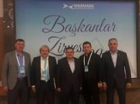 VEZIRHAN - Bilecikli Başkanlar 2017 Başkanlar Zirvesi Toplantısında