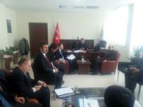 YAYLAK - Bitlis'te 'Mera Komisyonu' Toplantısı
