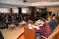 CENGIZ ÜNSAL - Bolu Valisi Aydın Baruş Açıklaması 'Muhtarlar Halkın İradesini En Ücra Köşede Yansıtan Birimler'