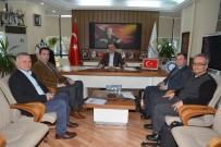 ALI ÖZKAN - Bursa'nın En Büyük Arıtma Tesisi Karacabey'e Yapılıyor