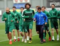TİMSAH - Bursaspor, Gaziantepspor Maçına Hazırlanıyor